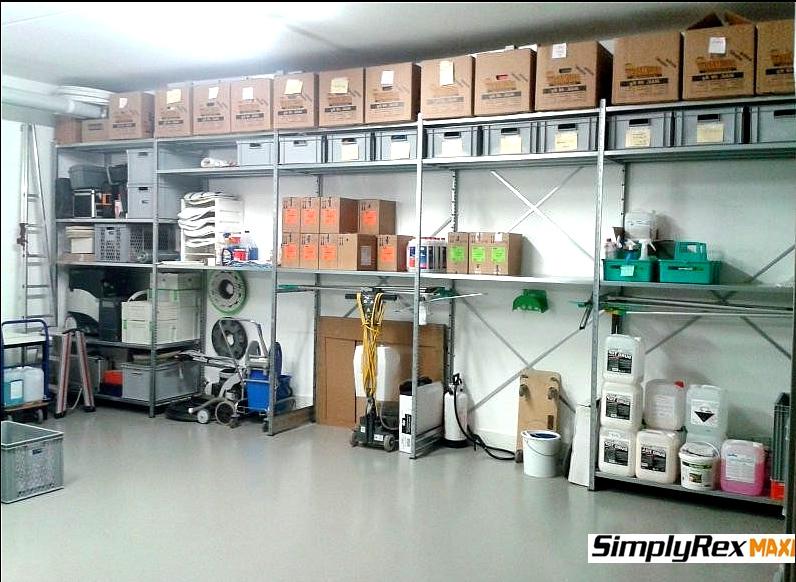 Scaffale Garage - SIMPLYREX MAXI