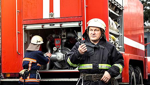 Armadietti Caserme Vigili del fuoco